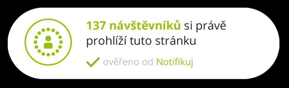 Notifikace Návštěvy | Notifikuj.cz